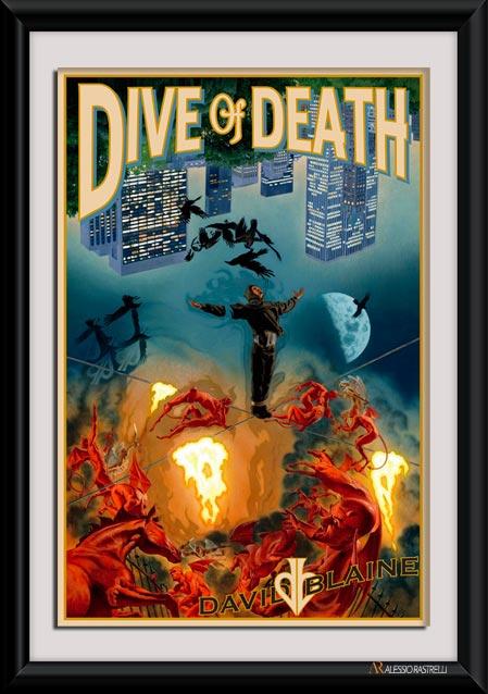 david blaine dive of death